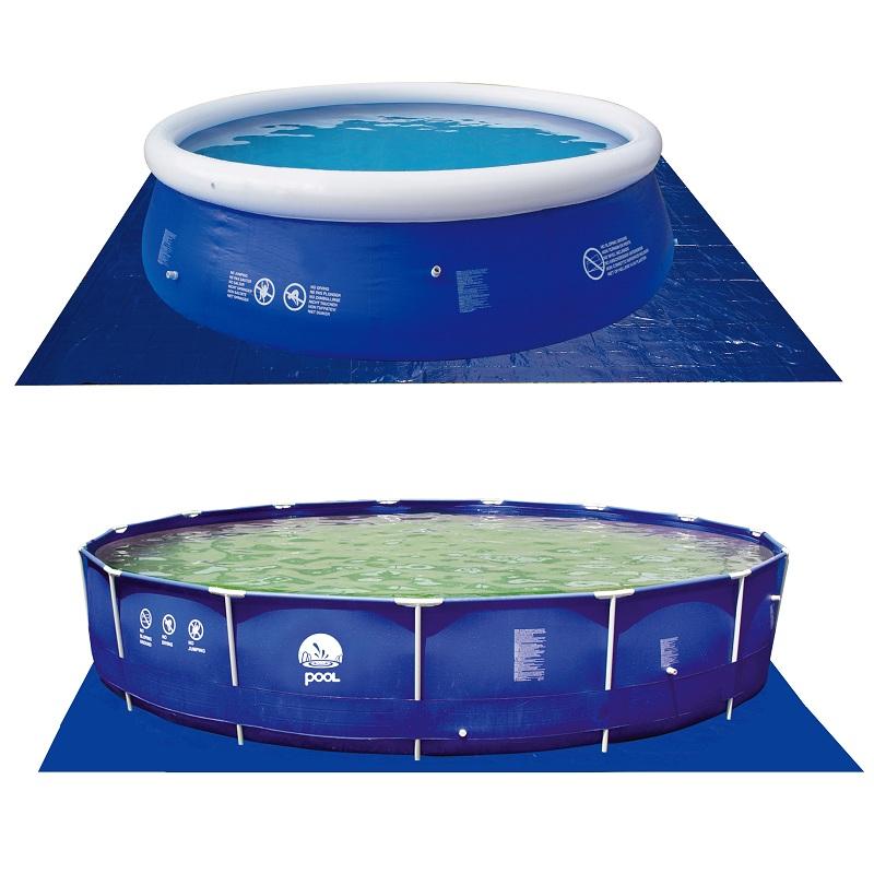 Plachta pod bazén 270 x 270 cm