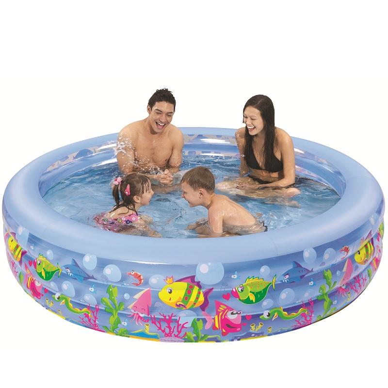 Nafukovací bazén Aquarium 152 x 50 cm
