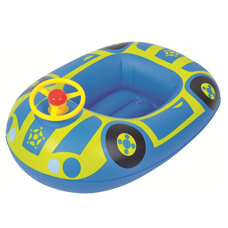 Nafukovací člun Car Baby 67 x 50 cm
