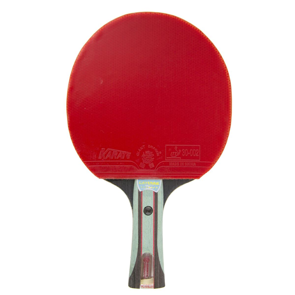Pálka na stolní tenis SUV Cayaenne Balsa Carbo 7*