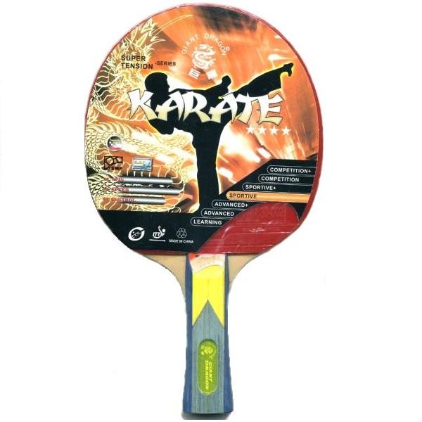 Pálka na stolní tenis ITTF Karate 4*