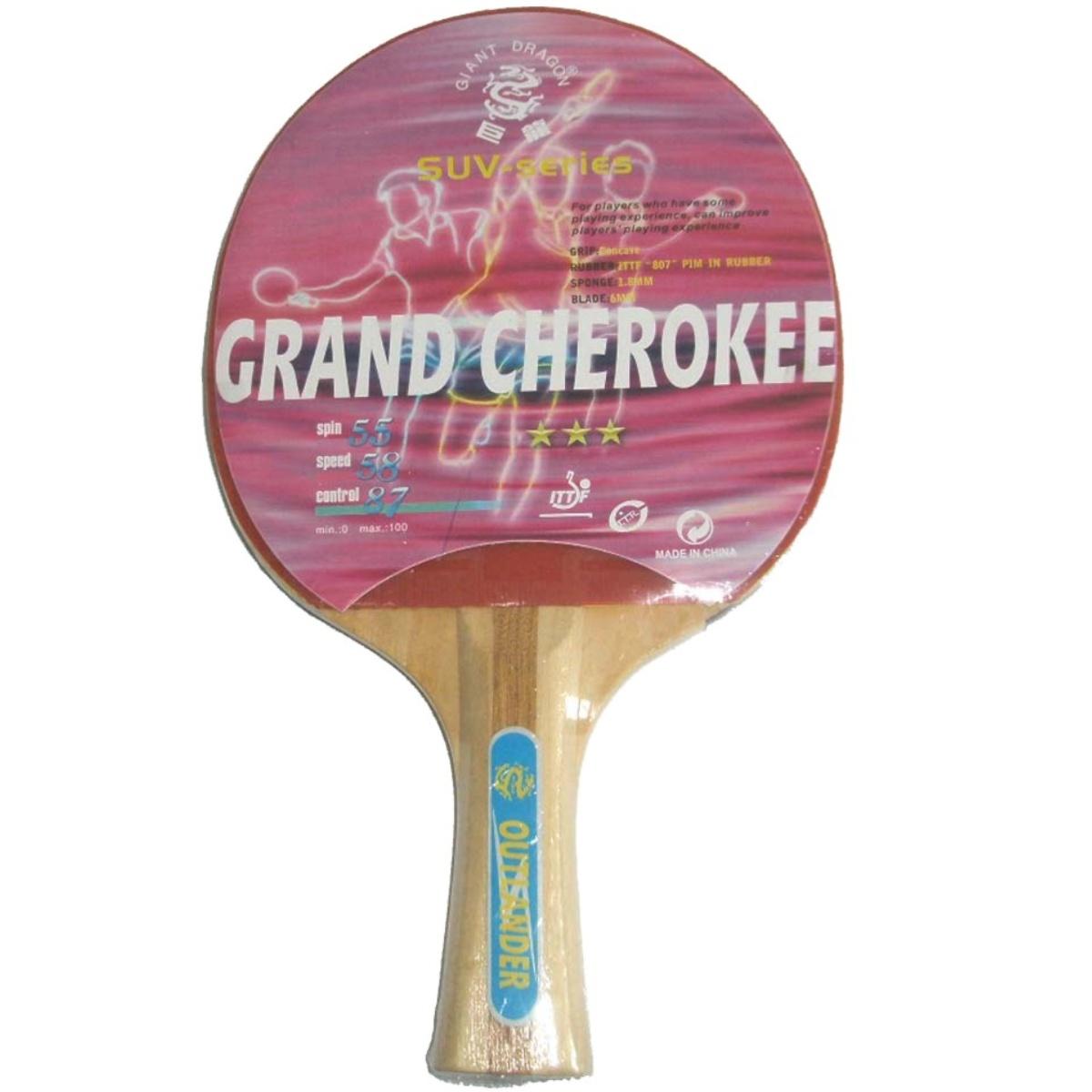 Pálka na stolní tenis SUV Grand Cherokee 3*