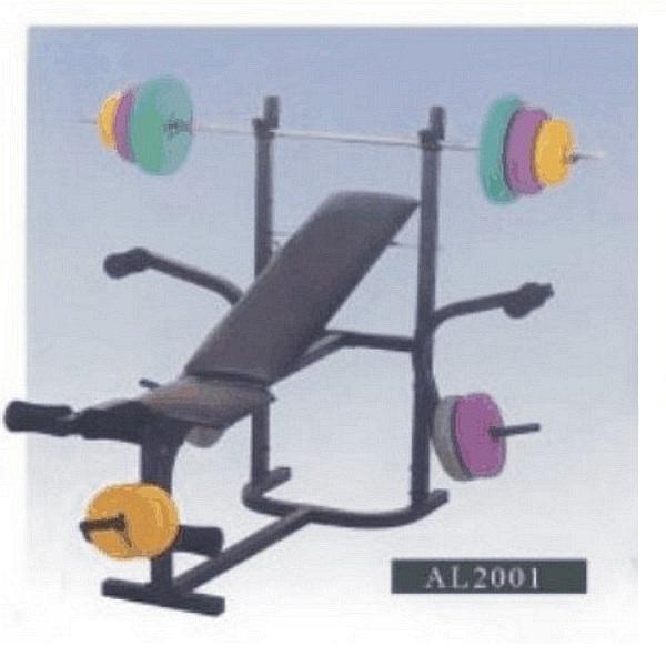 Posilovací lavice Bench AL2001