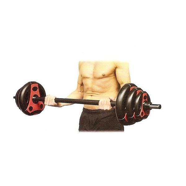 Činka nakládací SEDCO Pro Grip set 25 kg