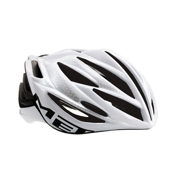Cyklo přilba MET Forte 52-59 bílá