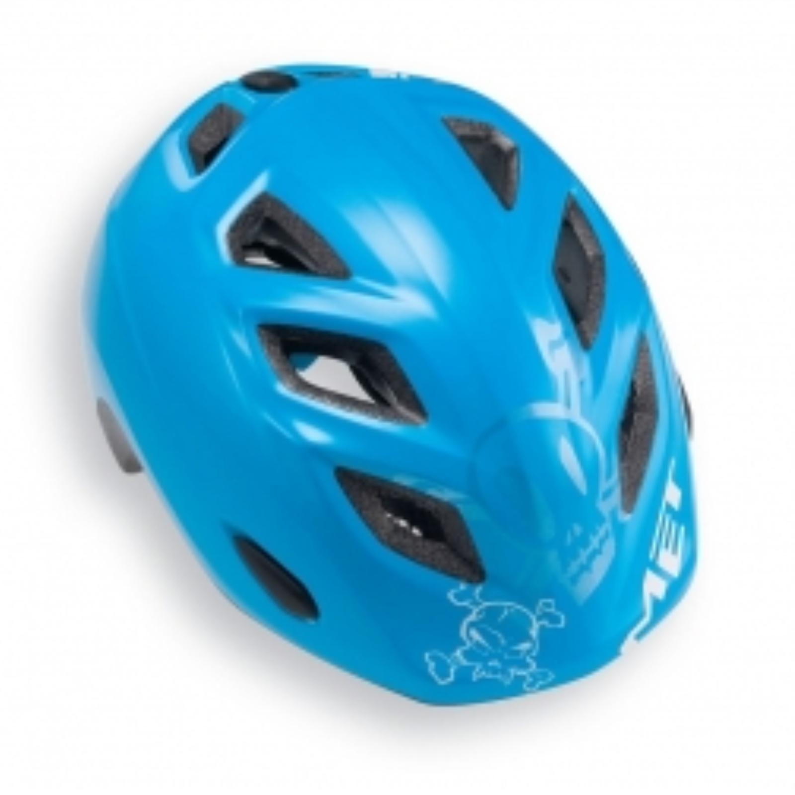 Cyklo přilba MET Genio 52-57 jolly roger