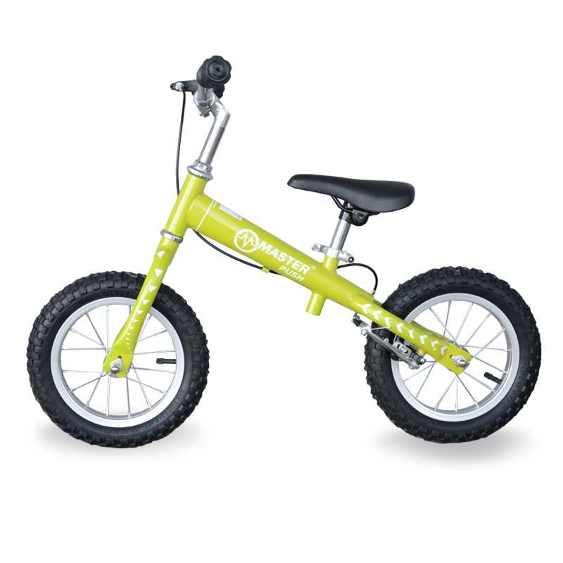 Dětské odrážedlo MASTER Push - zelené