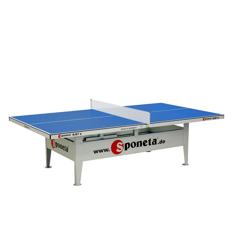 Stůl na stolní tenis SPONETA S6-67e - modrý