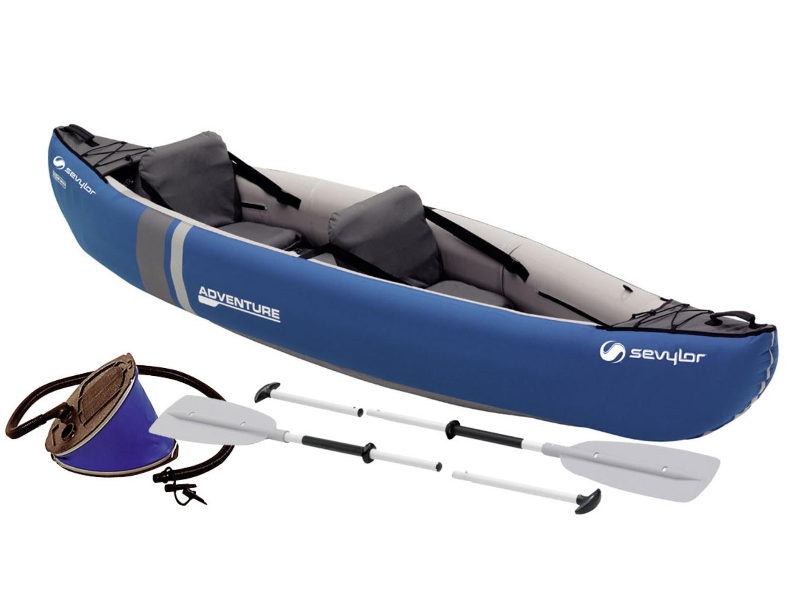 Turistický kajak SEVYLOR Adventure Kit