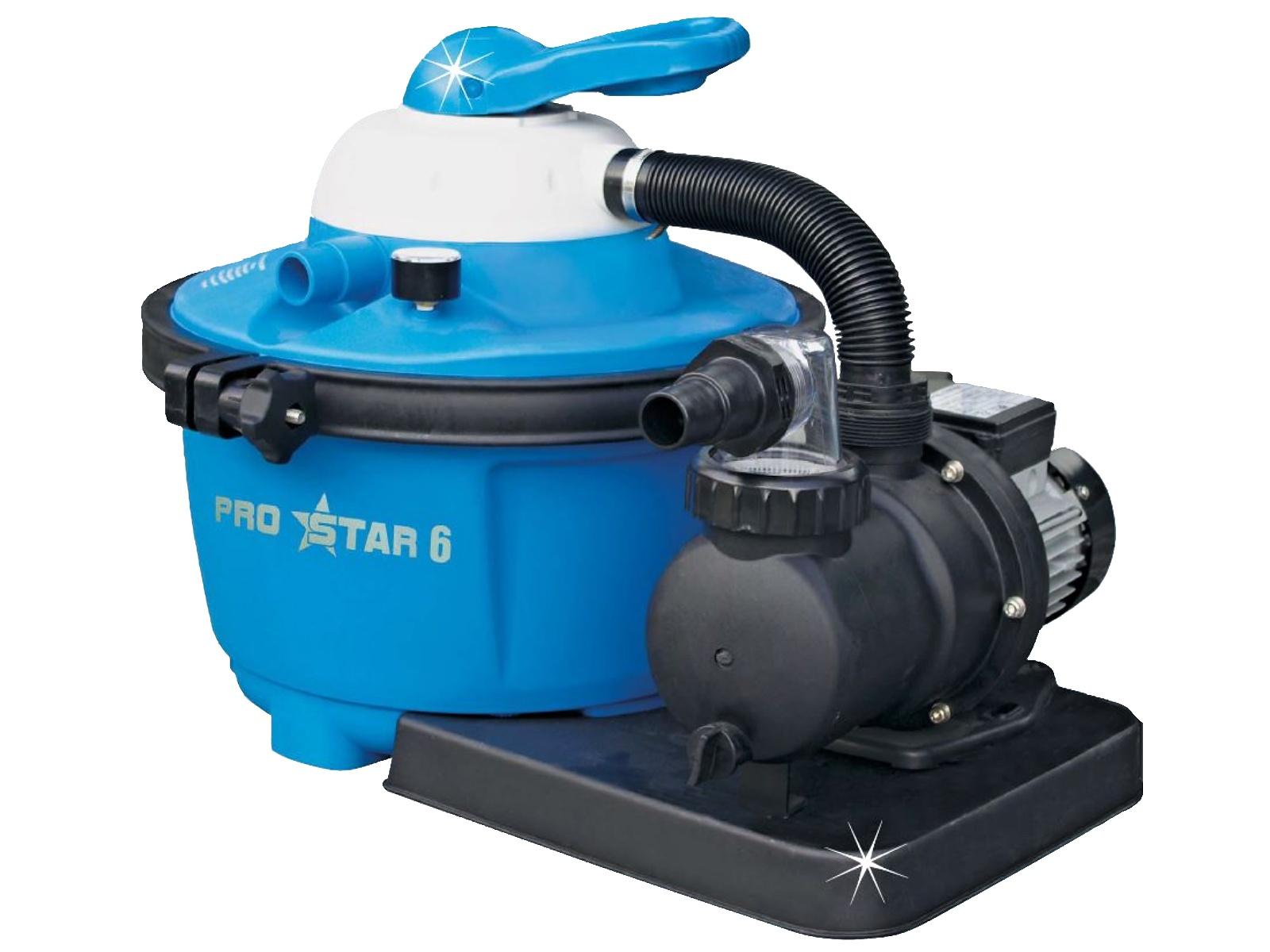 Písková filtrace MARIMEX ProStar 6