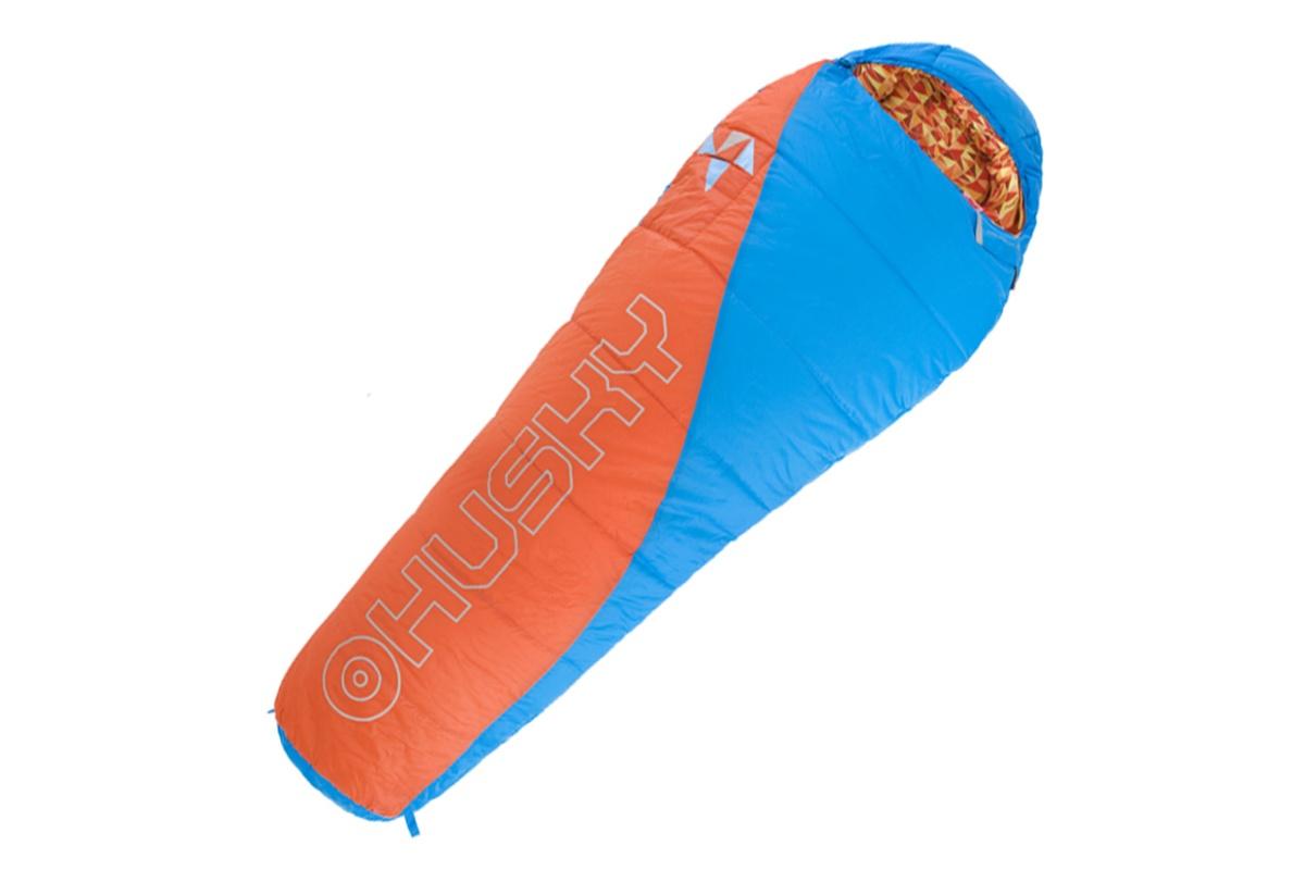 Spací pytel HUSKY Kids Merlot -10 oranžový