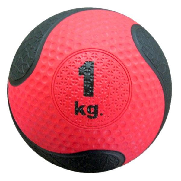 Medicinální míč SPARTAN Synthetik 1kg