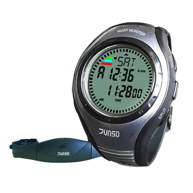 Sporttester - pulsmetr JUNSO JS-717 - kompas
