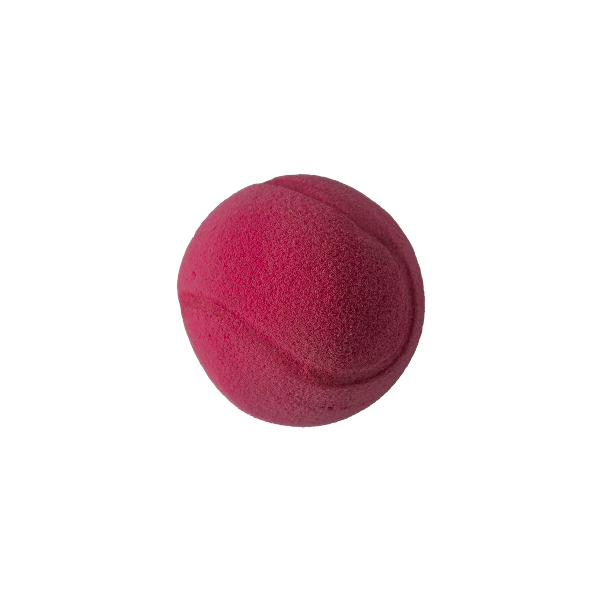 Míček na soft tenis - žlutý 1ks