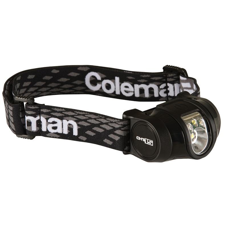 Čelová svítilna COLEMAN CHT 15 Headlamp