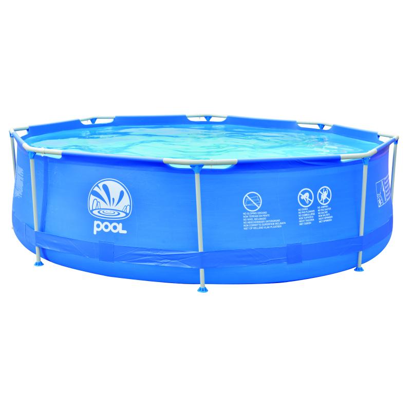 Bazén Steel Frame Pool 300 x 76 cm set s kartušovou filtrací