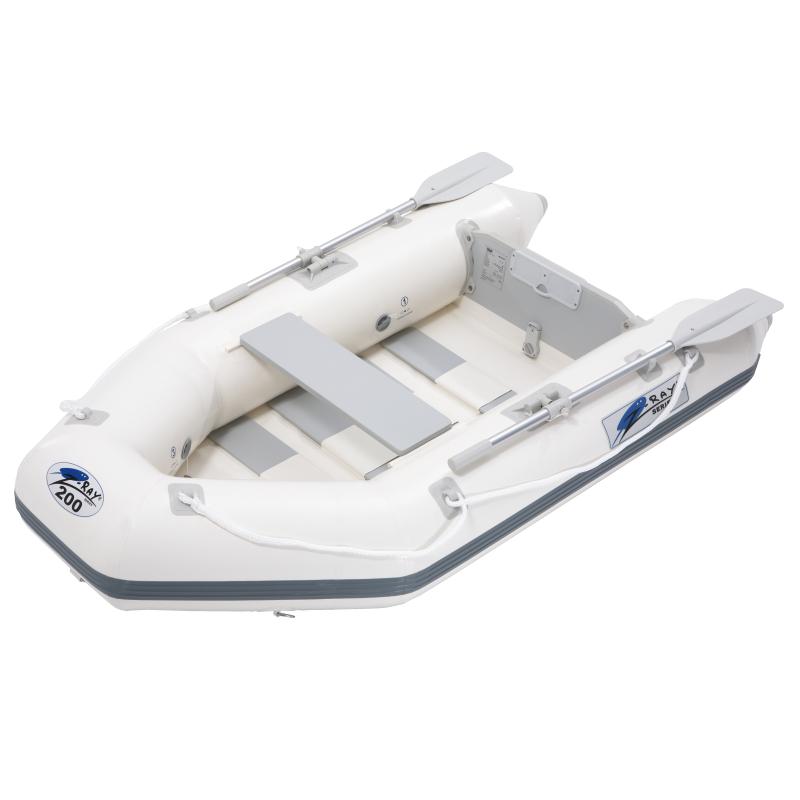 Nafukovací člun s pevnou podlahou Z-Ray I 200 set - 2. jakost