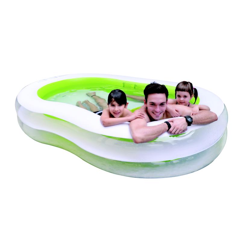 Nafukovací bazén Giant Figure-8 240 x 140 cm