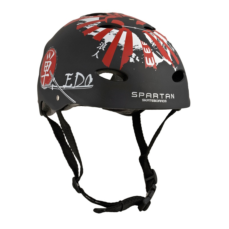 Helma na skateboard SPARTAN Fire - S