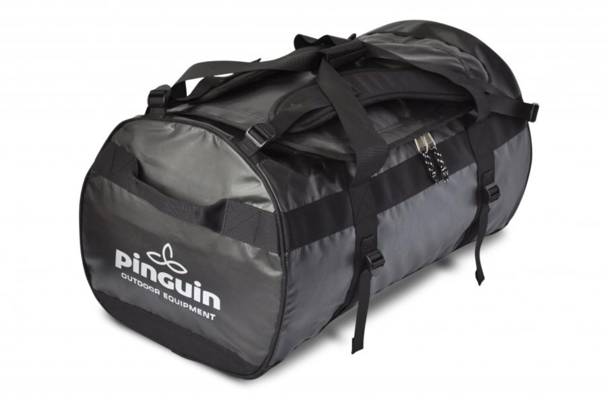 Sportovní taška PINGUIN Duffle Bag 70 černá