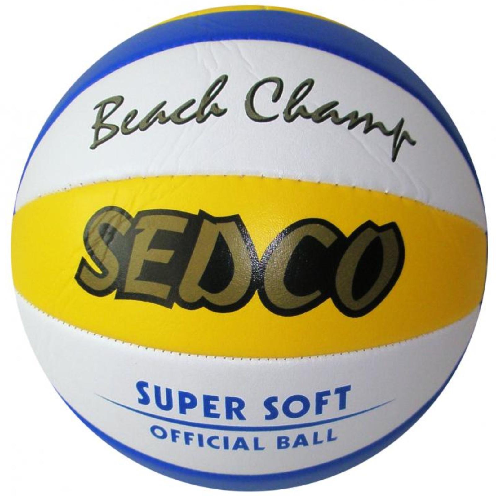 Volejbalový míč SEDCO Beach Soft VLS 3