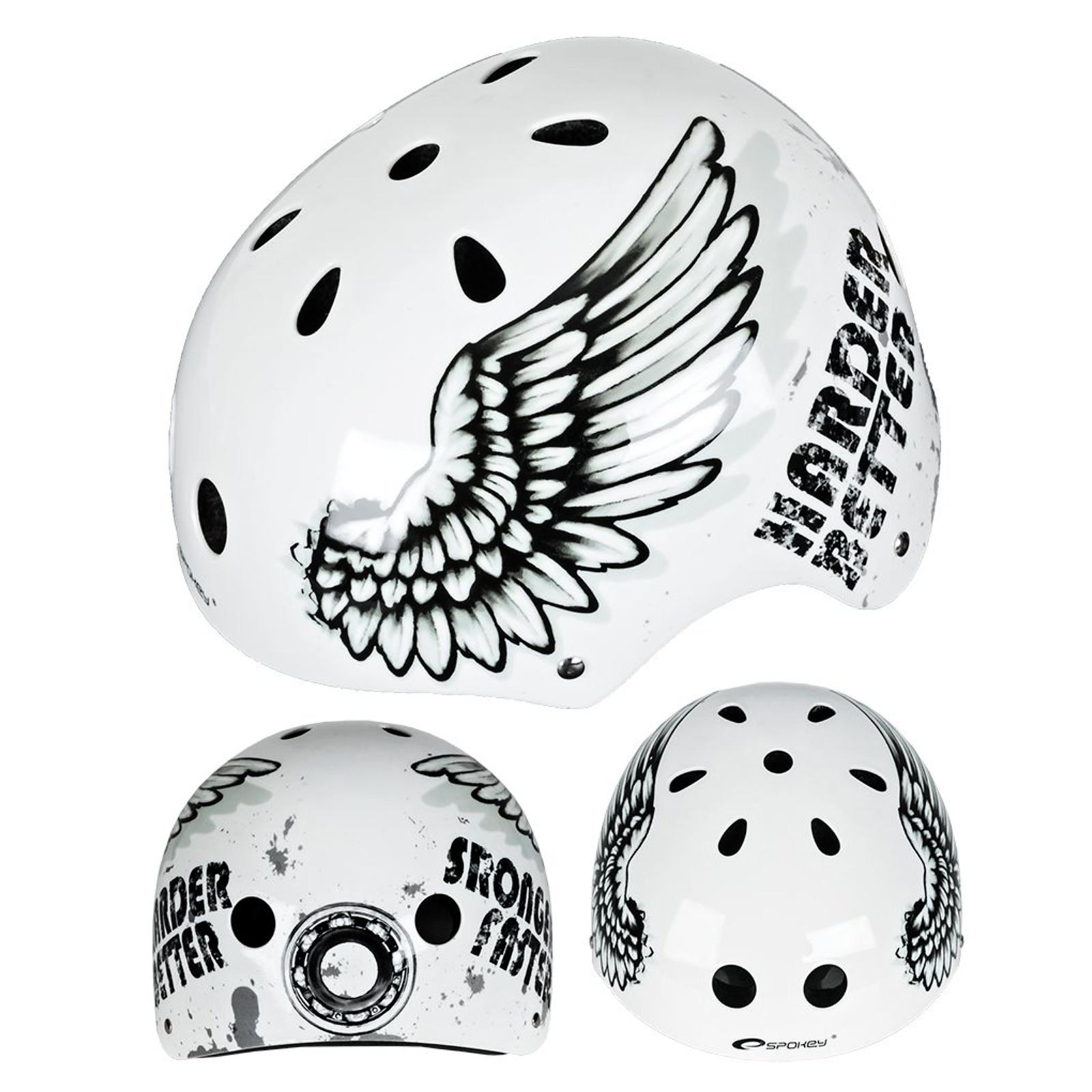 Helma na skateboard SPOKEY Angel - L