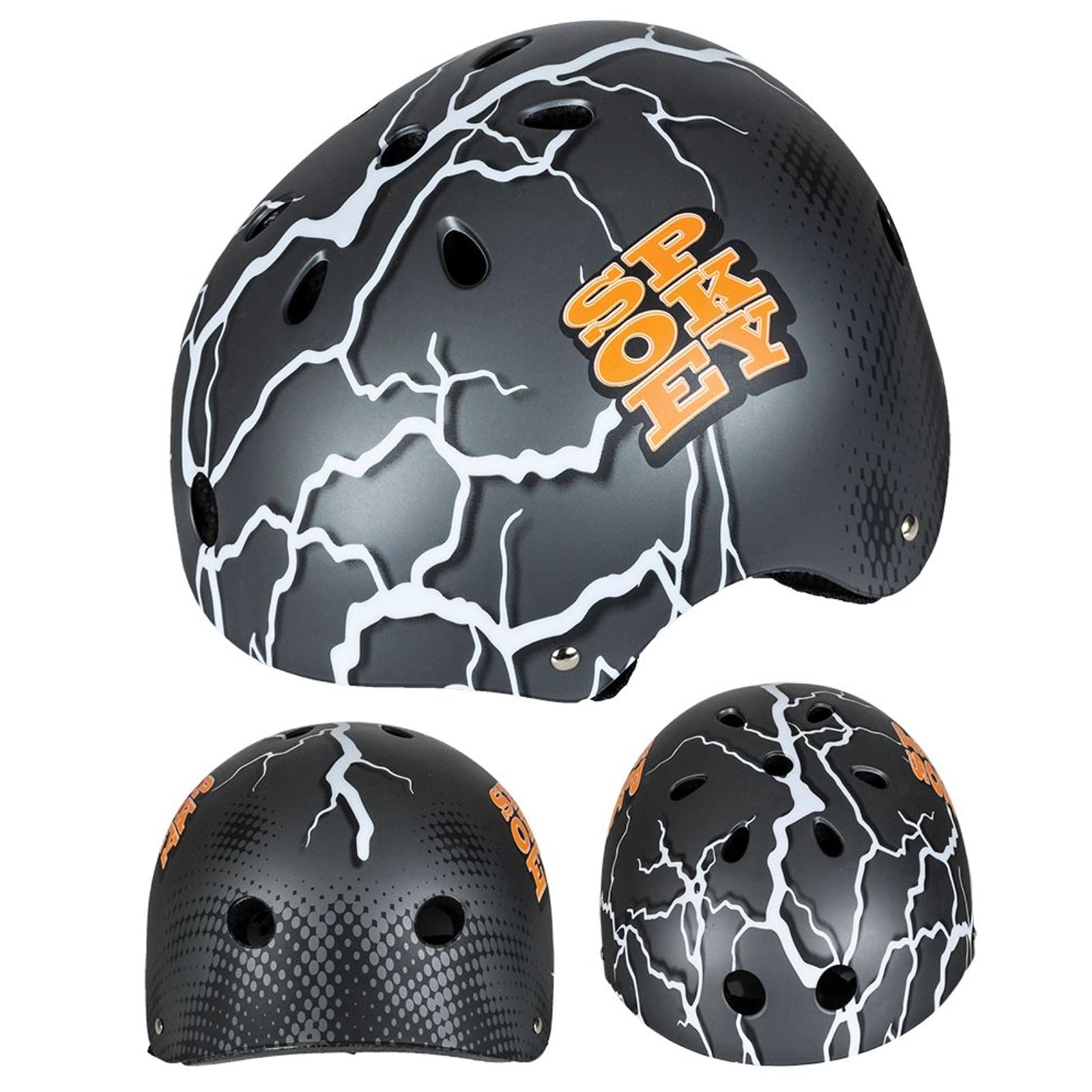 Helma na skateboard SPOKEY Scratch - L