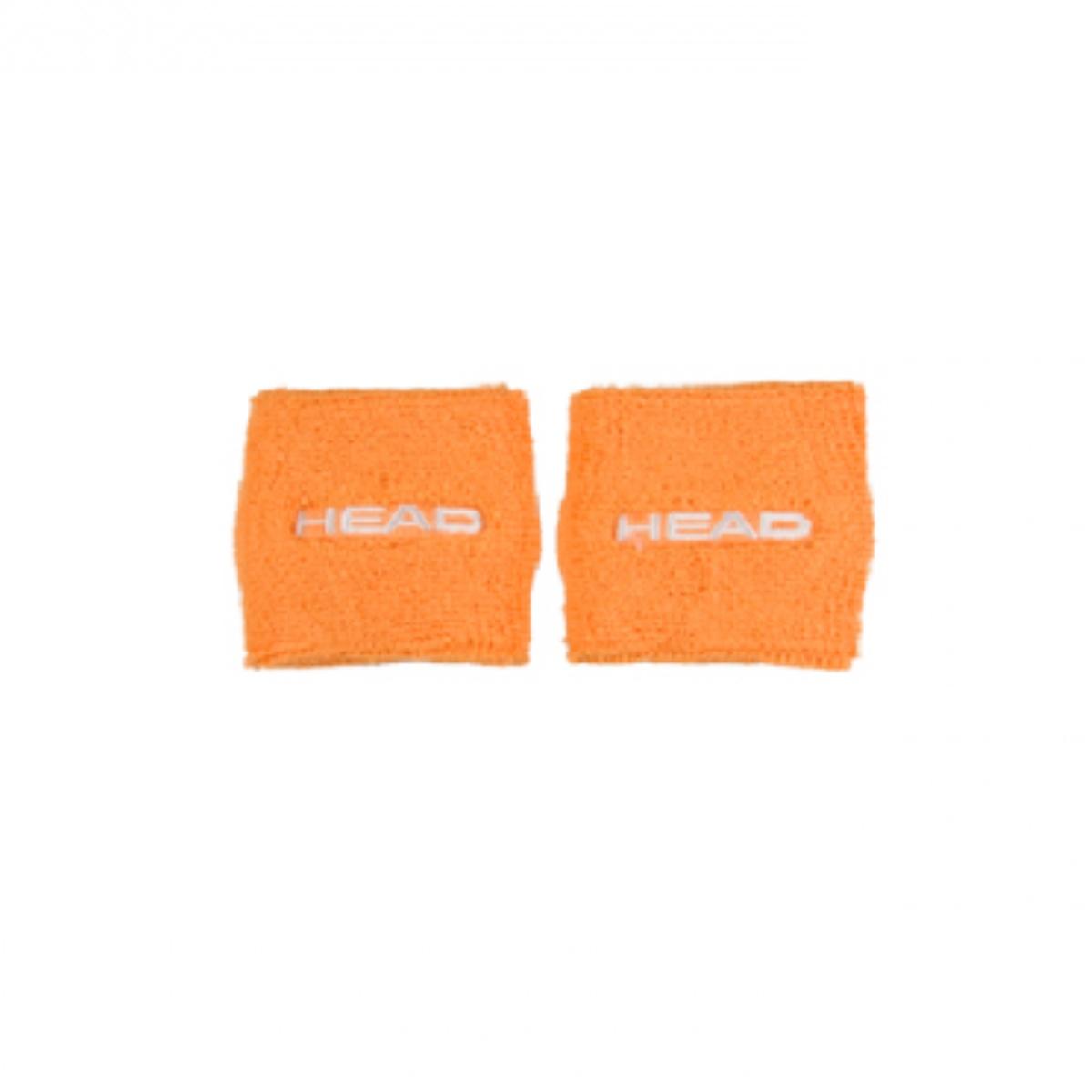 """Potítko Head Wristband 2,5"""" oranžové"""