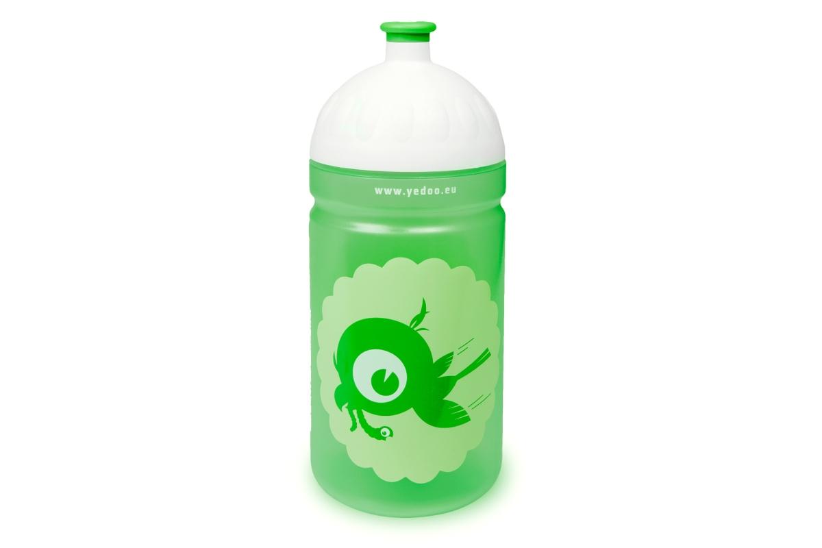Cyklo láhev YEDOO 0,5l zelená, dětská