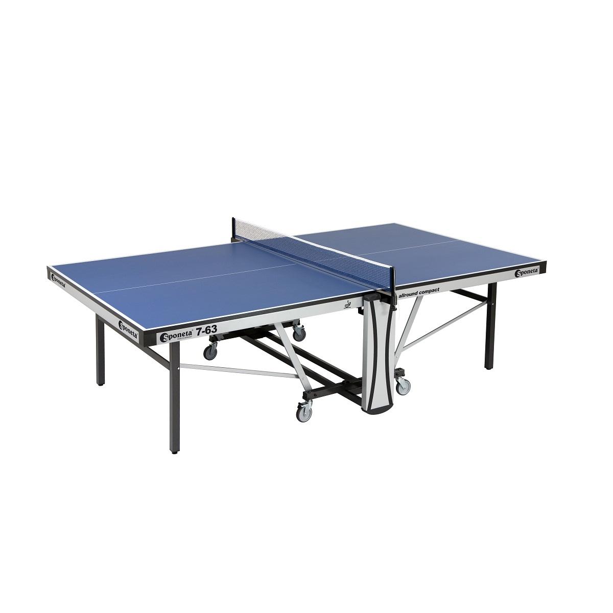 Stůl na stolní tenis SPONETA S7-63i - modrý