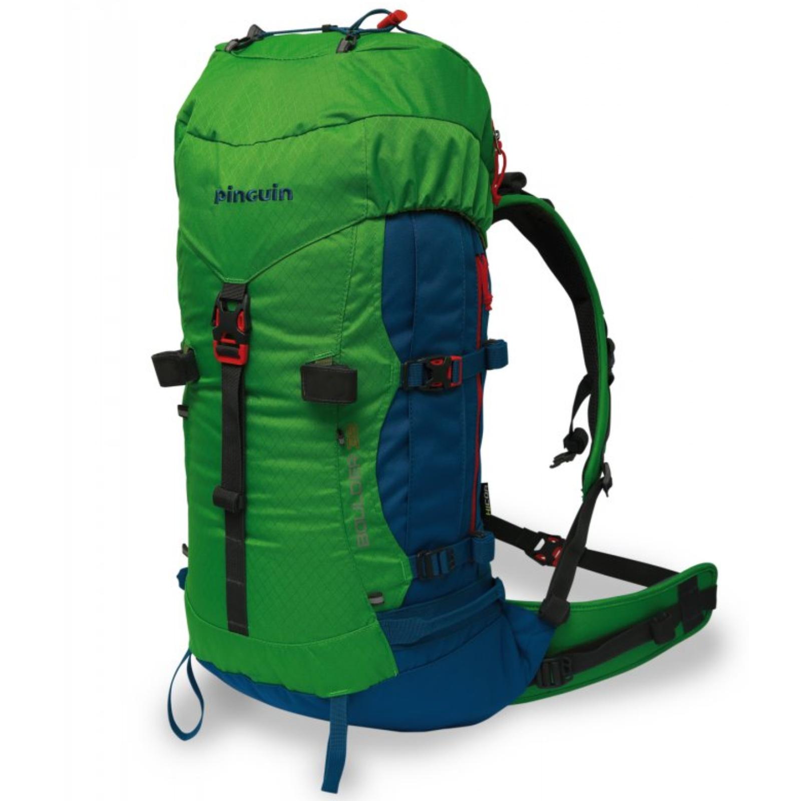 Batoh PINGUIN Boulder 38 zelený