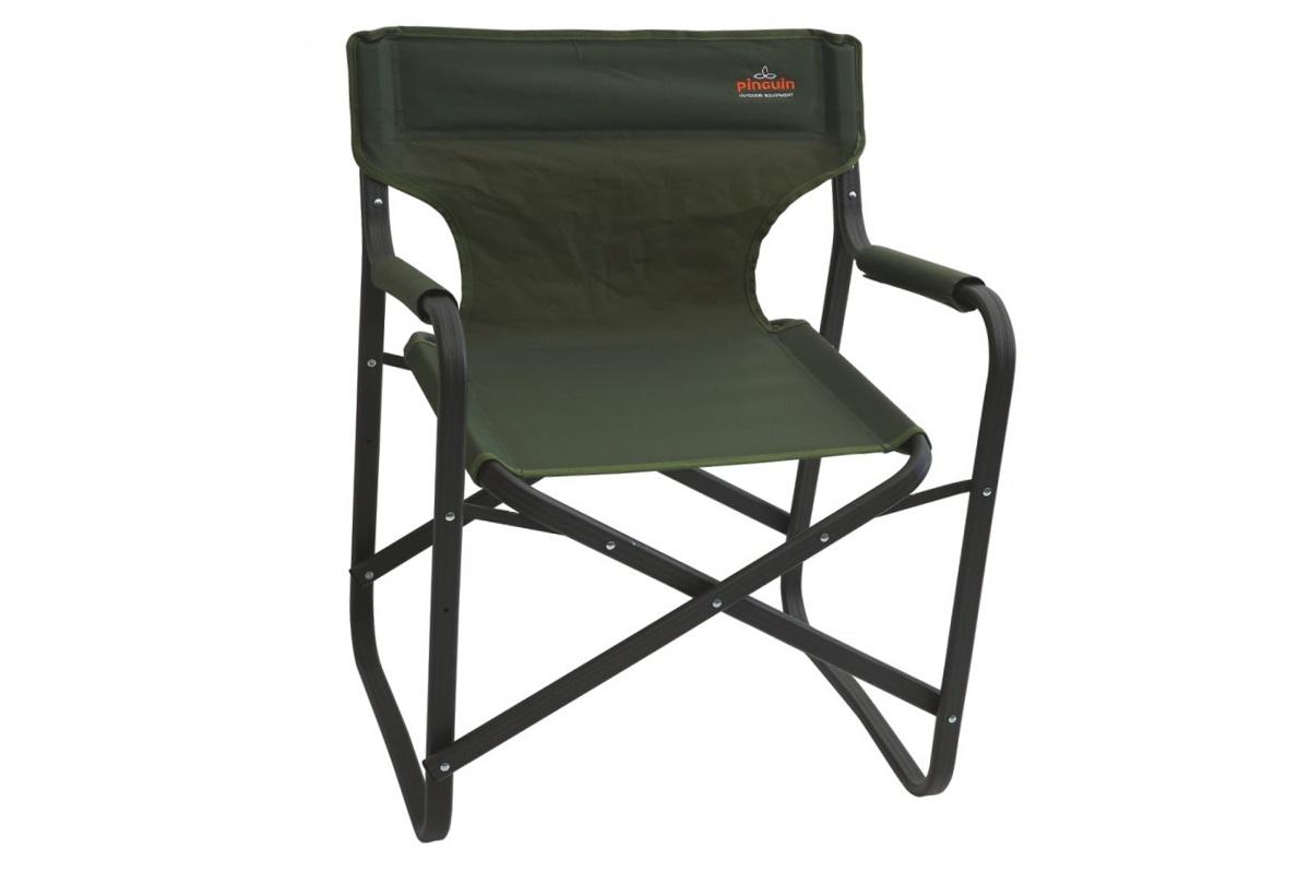 Kempingová židle PINGUIN Director Chair zelená