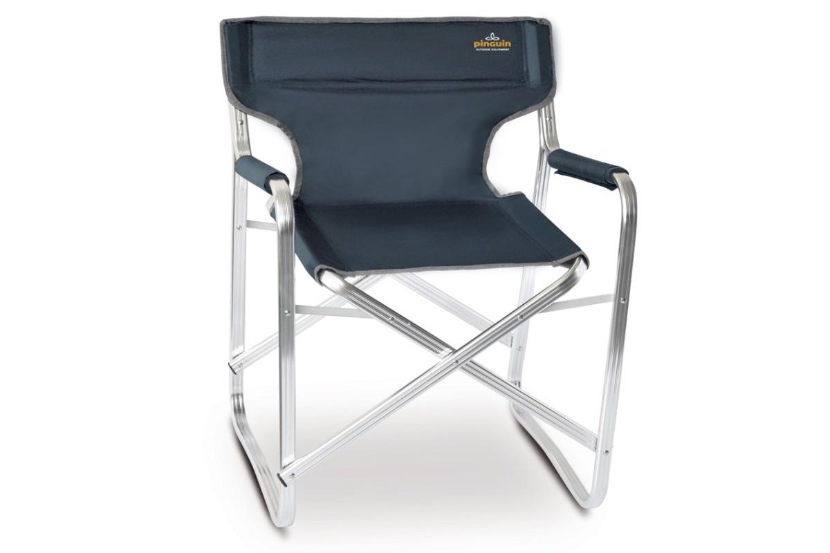 Kempingová židle PINGUIN Director Chair petrol