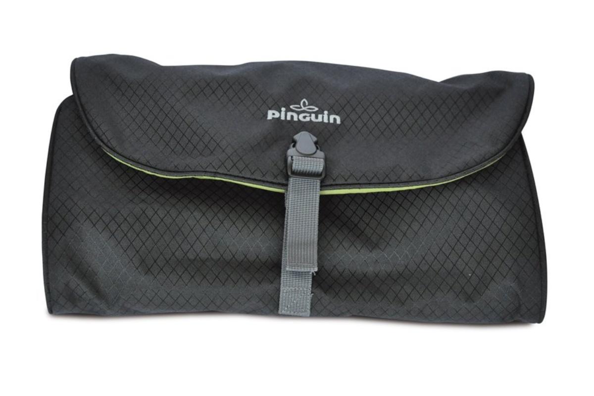 Toaletní taška PINGUIN Washbag L černá