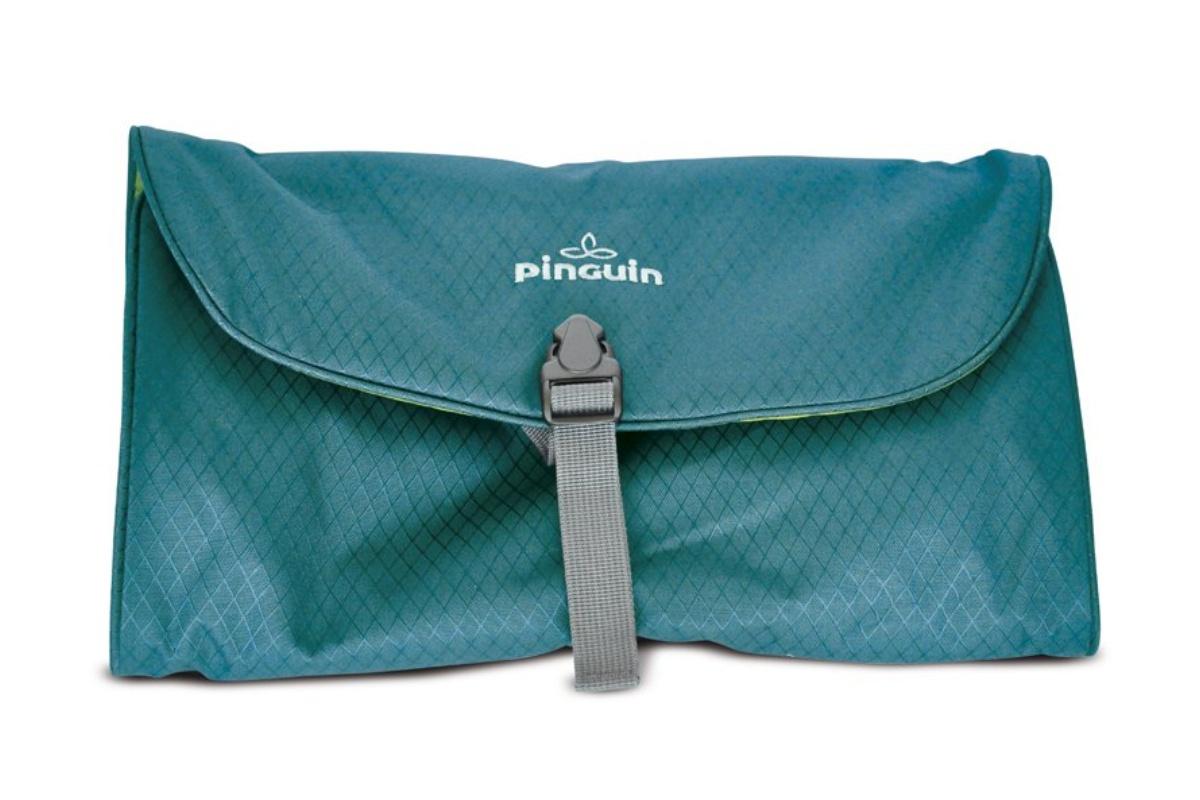Toaletní taška PINGUIN Washbag L petrol