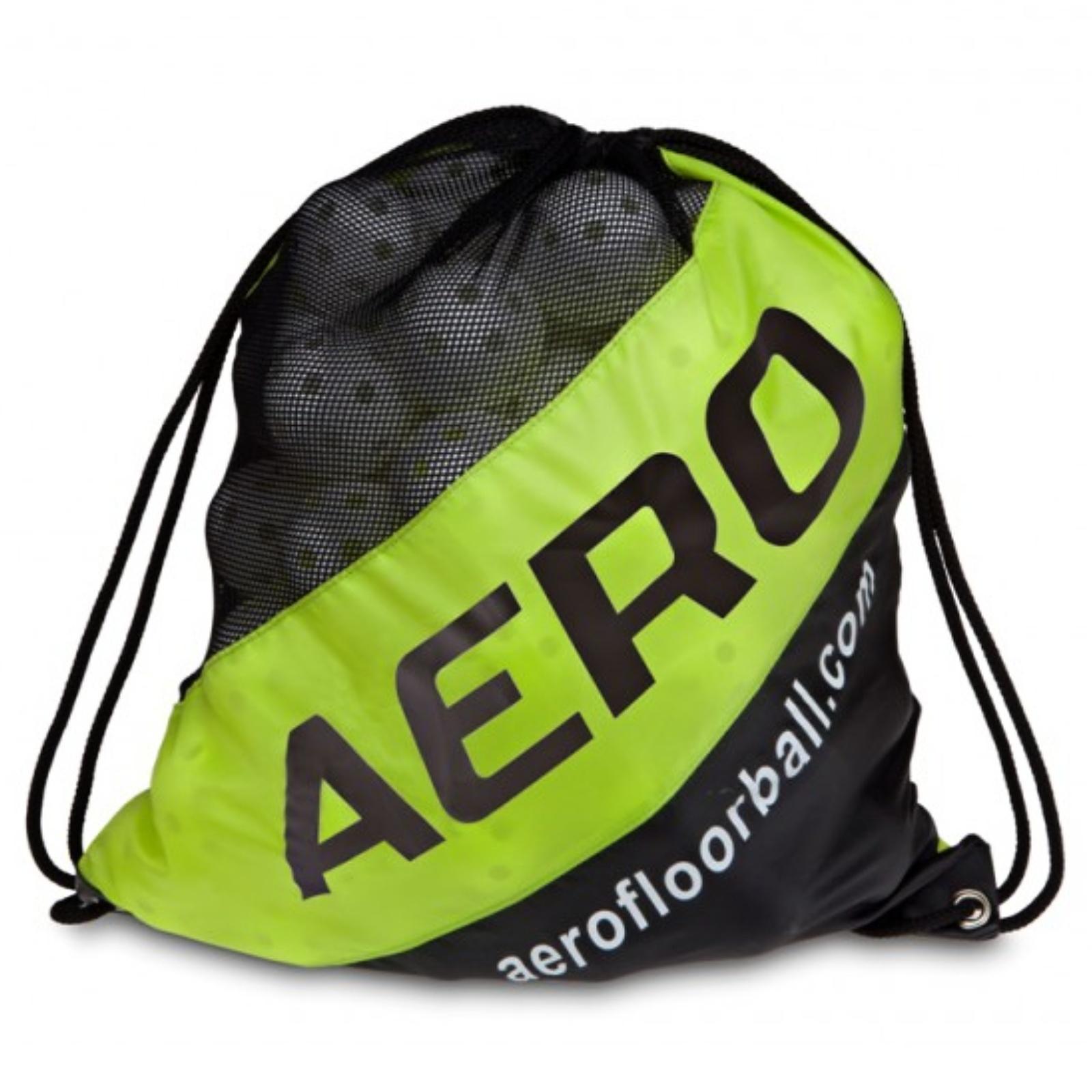 Florbalový vak SALMING Aero Ballsack