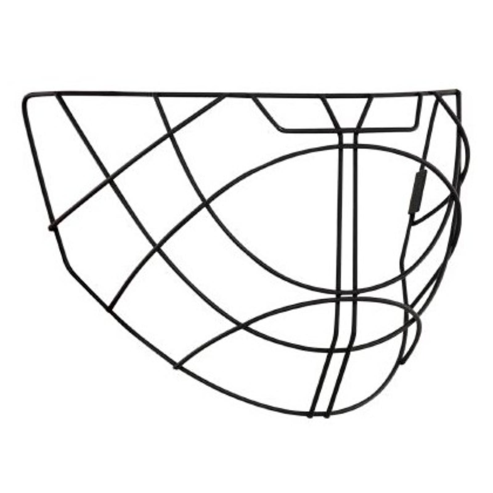 Florbalová mřížka SALMING Facial Wire Elite Helmet Dull černá