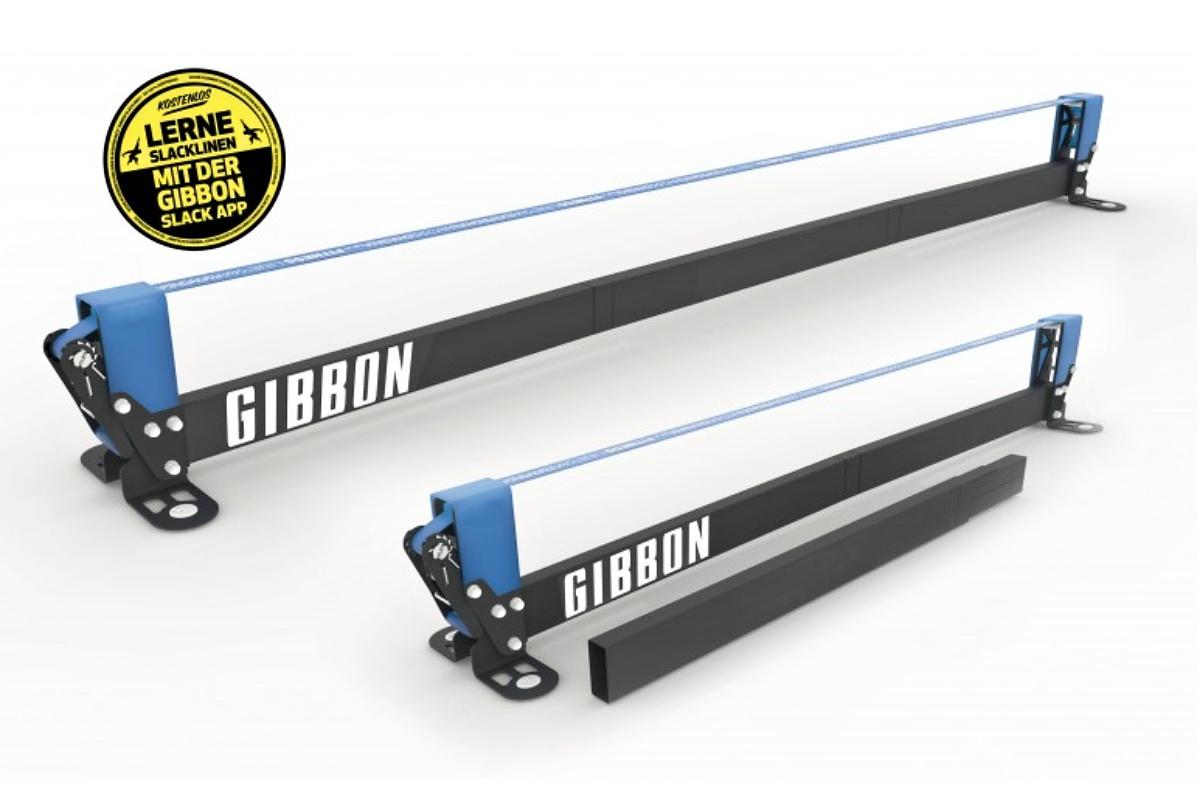 Slackline GIBBON Slack Rack Fitness edition - konstrukce
