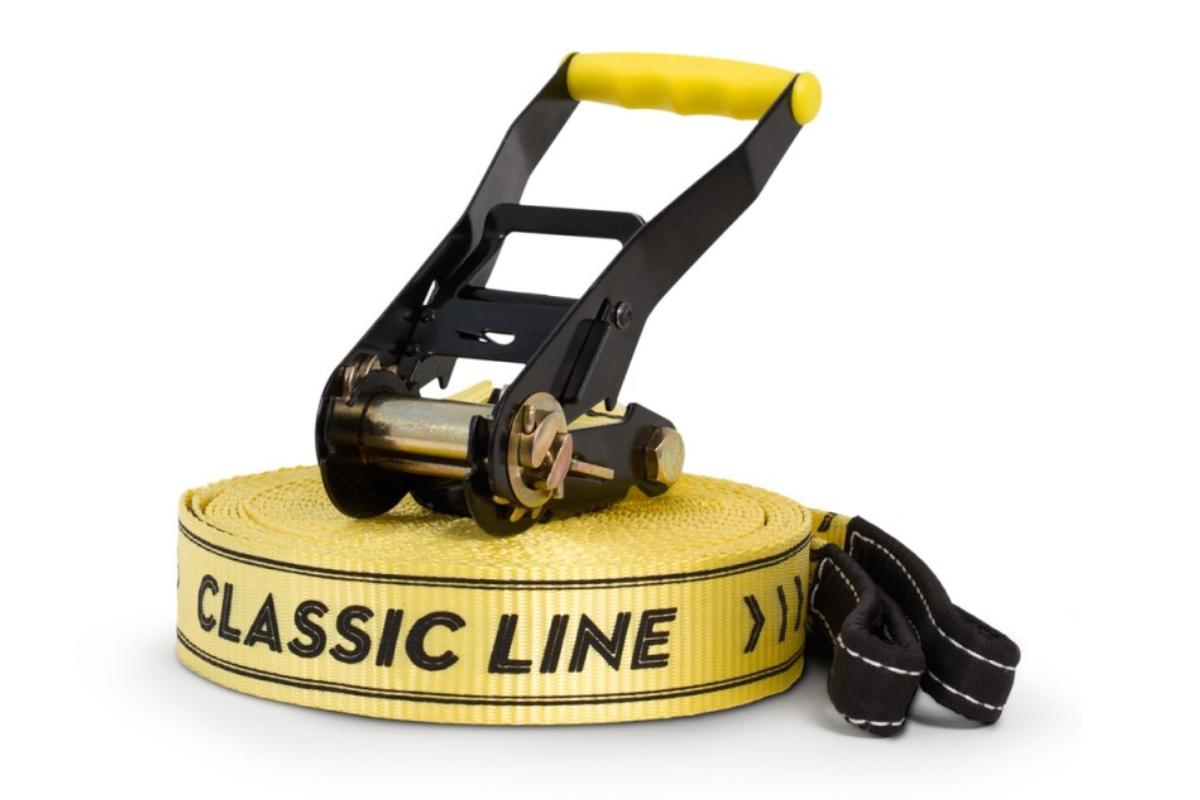 Slackline GIBBON Classic Line X13 Tree Pro Set - 15 m