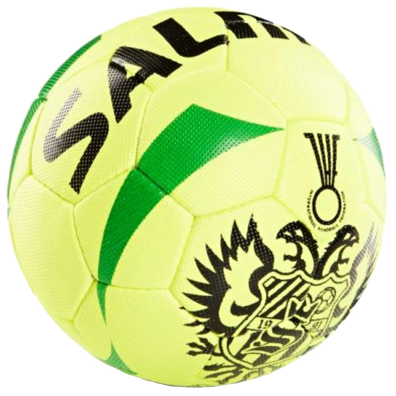 Míč házená SALMING Inferno Pro Handball 3, žlutá-zelená
