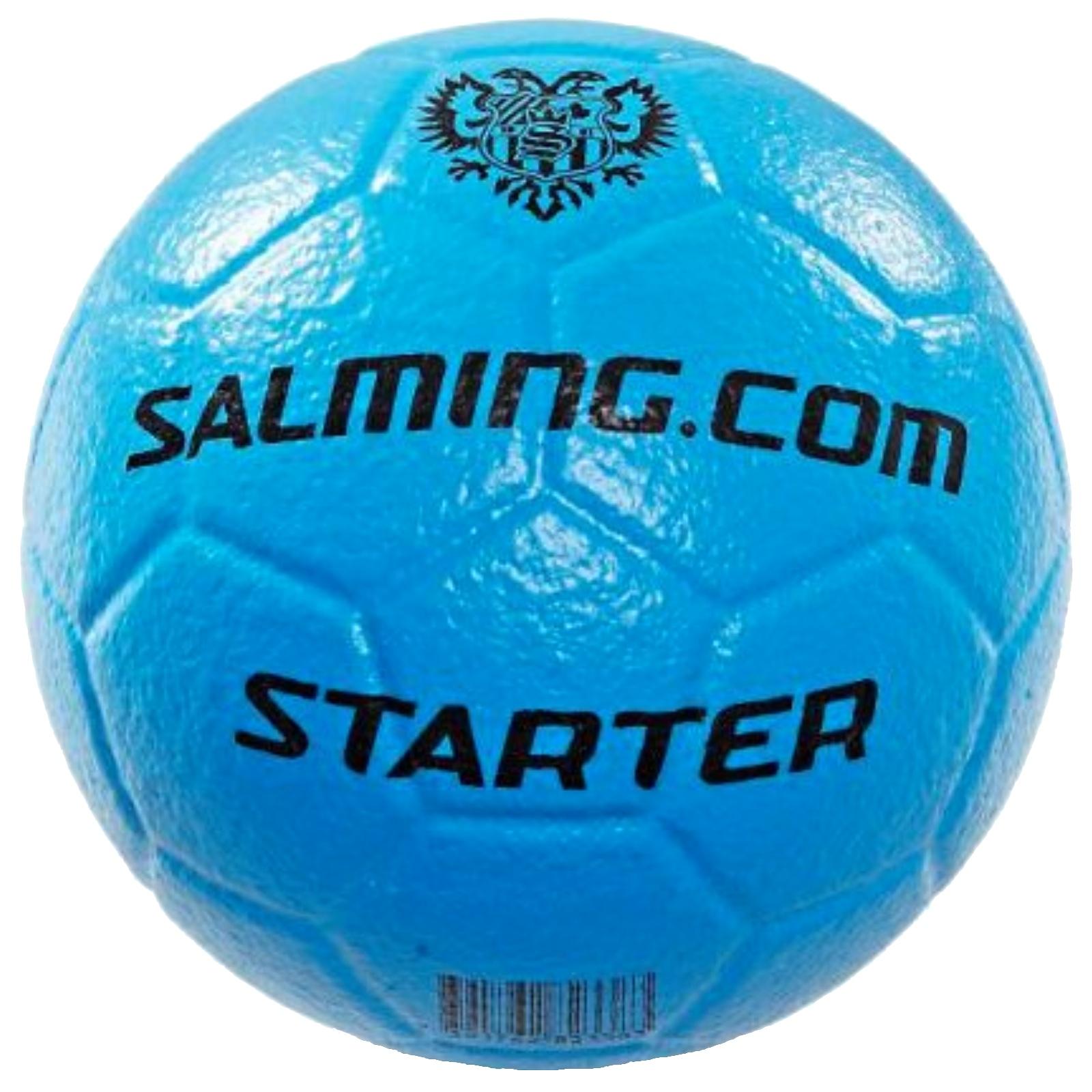 Míč házená SALMING Starter Handball Royal, modrý