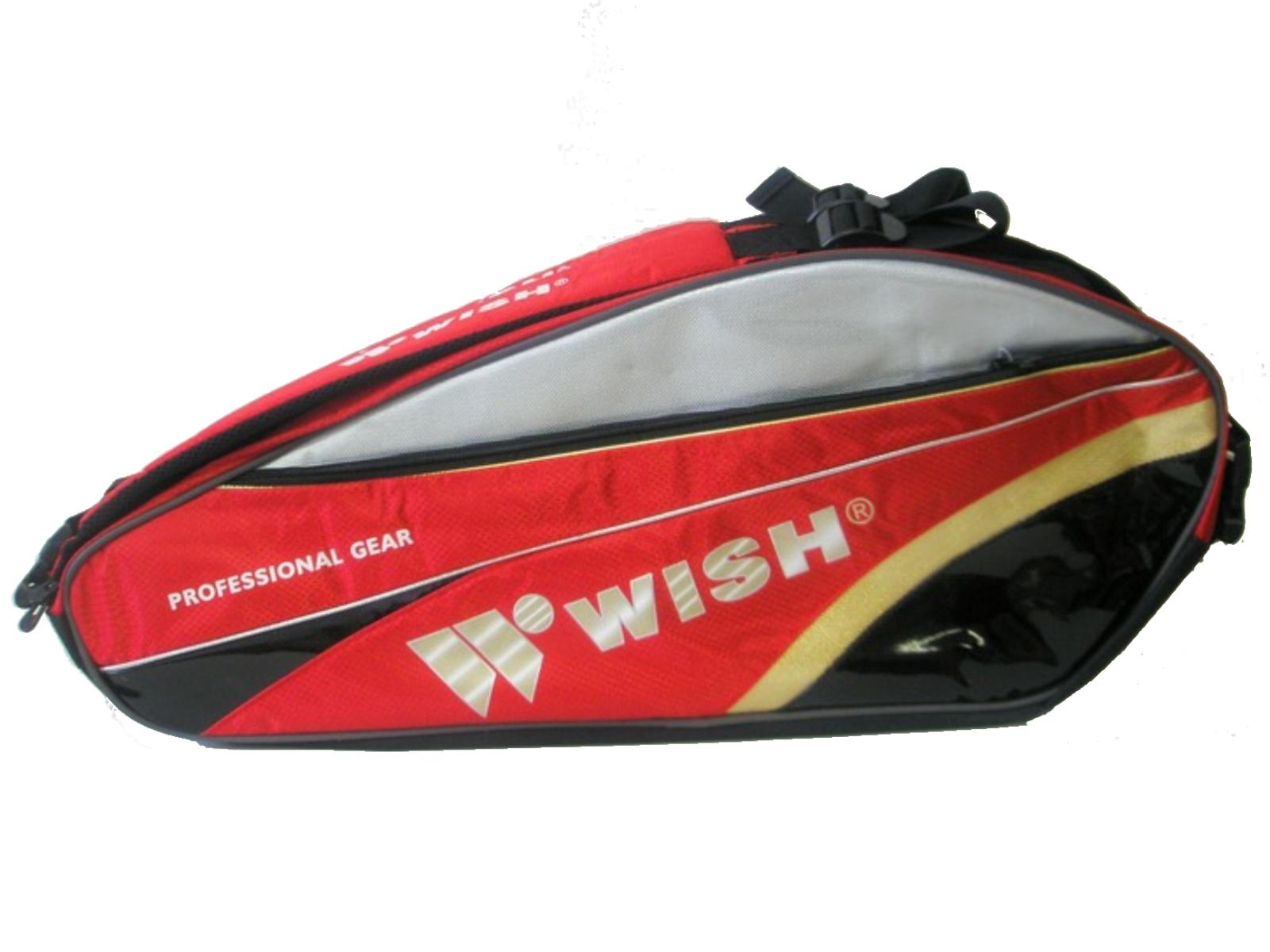 Tenisová taška WISH 3009