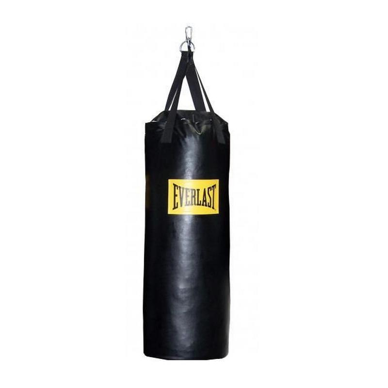 Boxovací pytel EVERLAST Nevatear černý - 84 cm