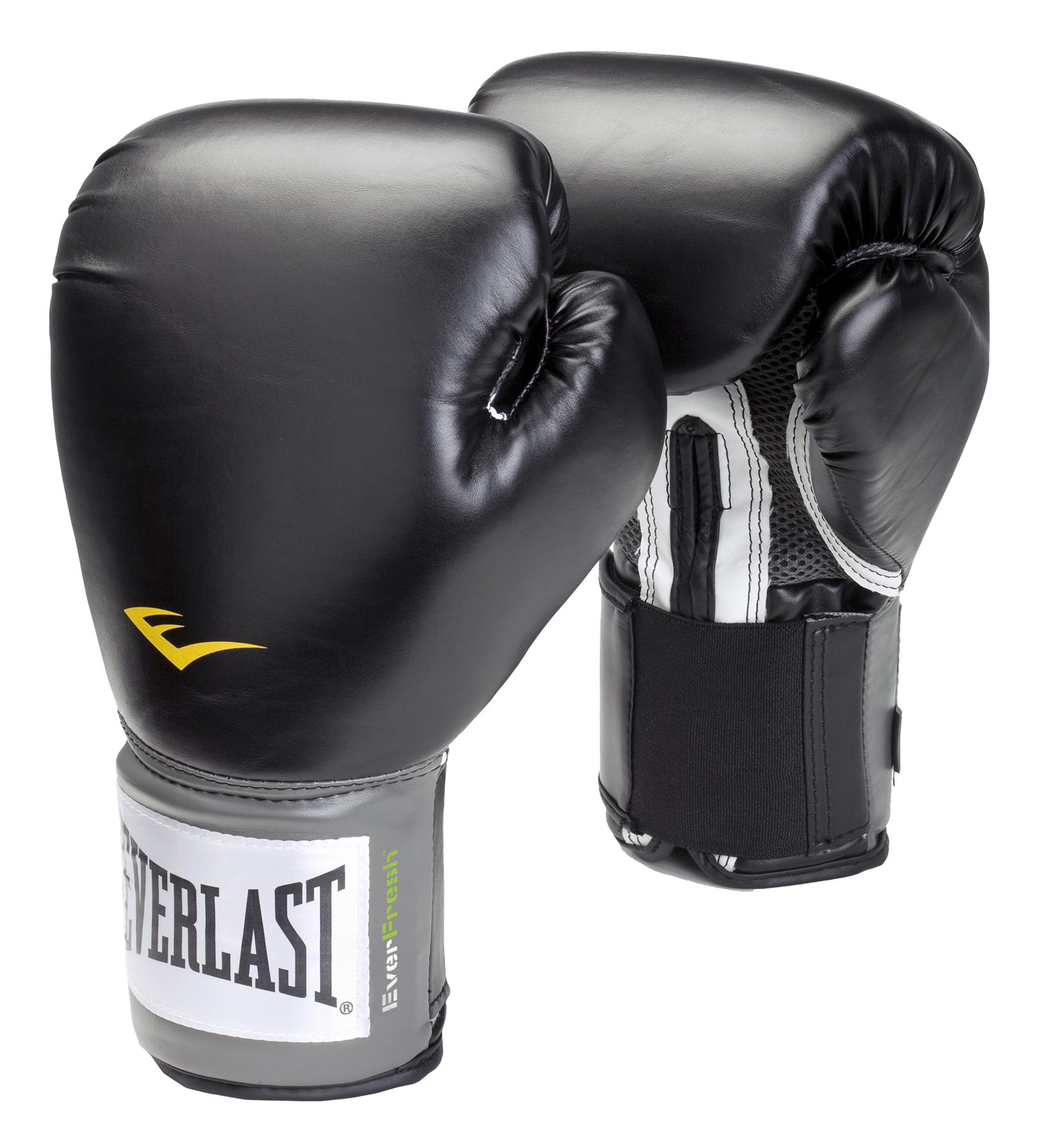 Boxerské rukavice EVERLAST Pro Style - černé 10oz.