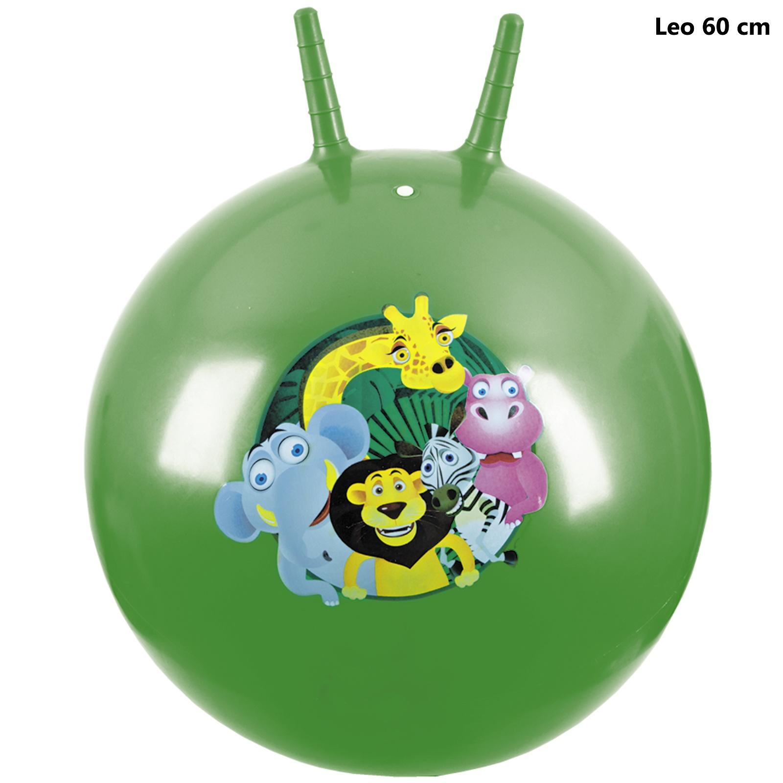 Skákací míč SPOKEY Leo 60 cm