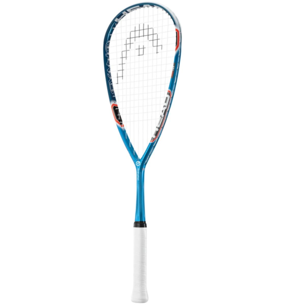 Squashová raketa HEAD Graphene Cyano 135 2014