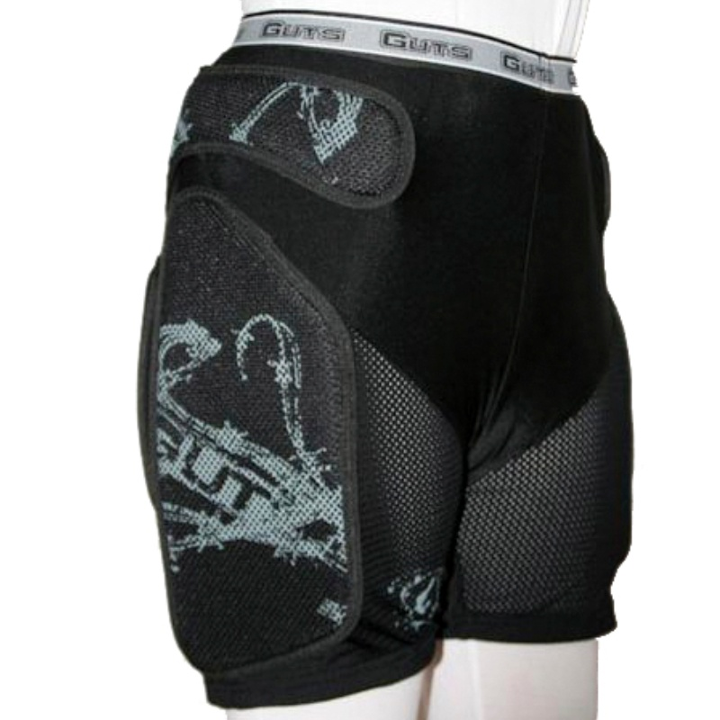 Ochranné kalhoty - M - černé