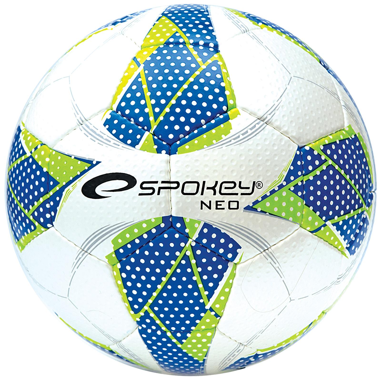 Fotbalový míč SPOKEY Neo Futsal II modrý