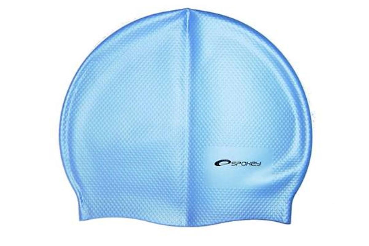 Plavecká čepice SPOKEY Sense - modrá
