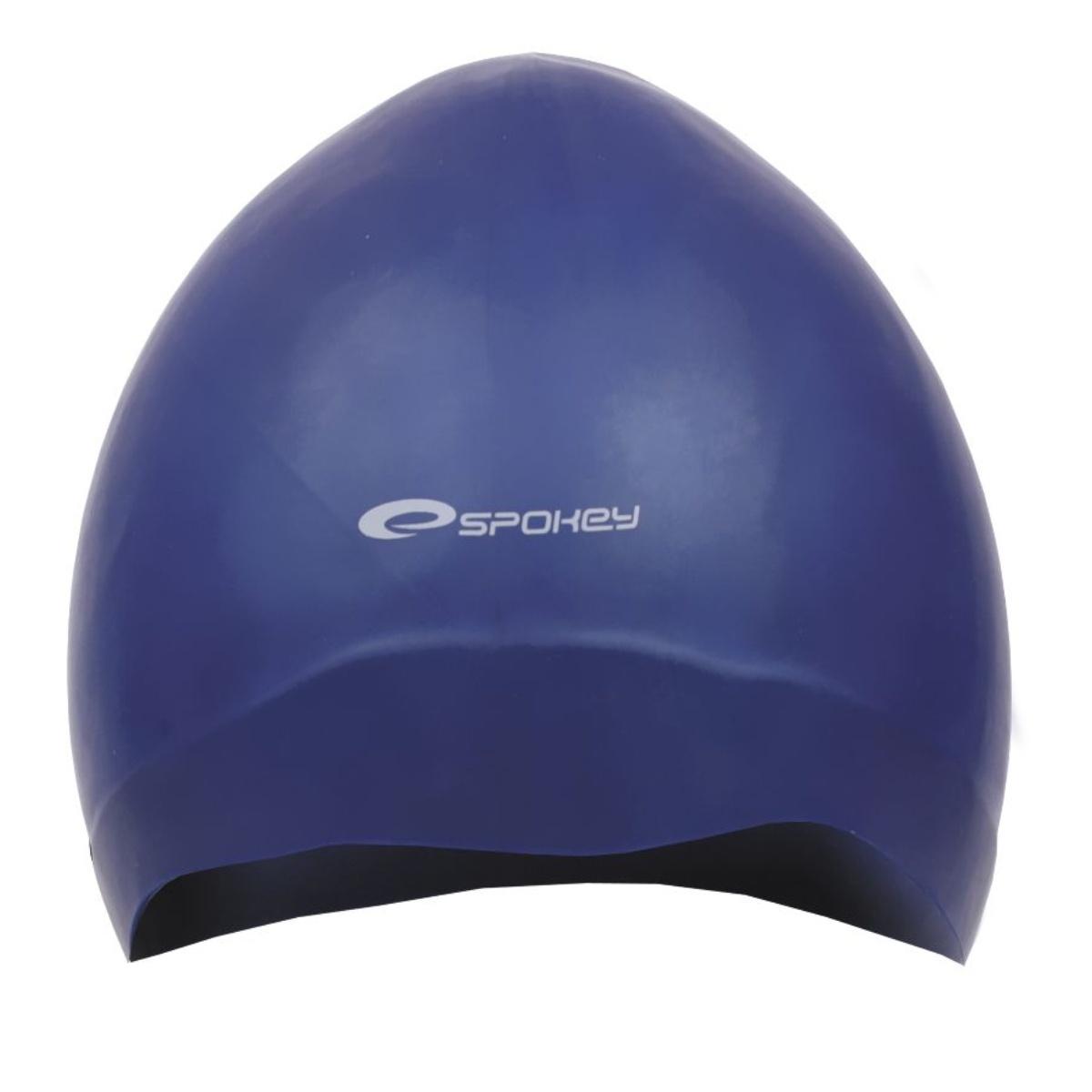Plavecká čepice SPOKEY Seagull - modrá